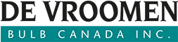 De Vroomen Bulb Canada | Retail Logo